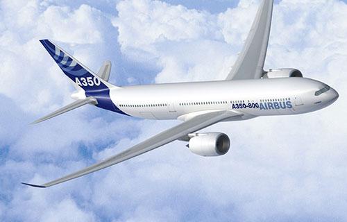 Пассажирский лайнер Airbus-A350