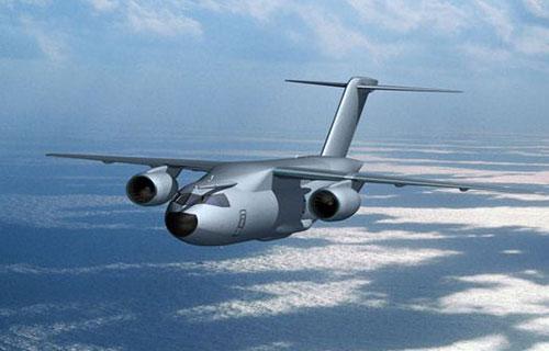 Проект военно-транспортного самолета MTA