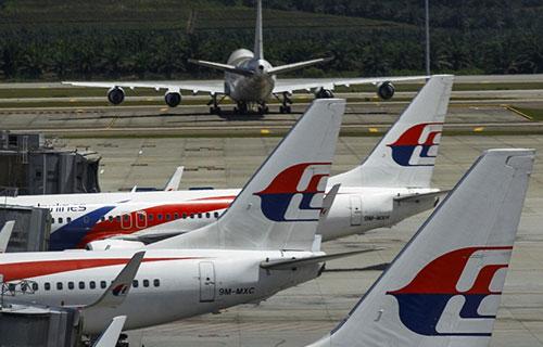Самолеты авиакомпании Malaysia Airlines