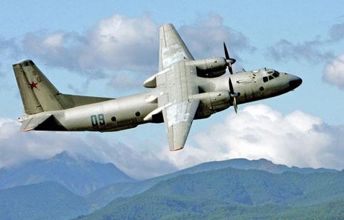 Военно-транспортный Ан-26