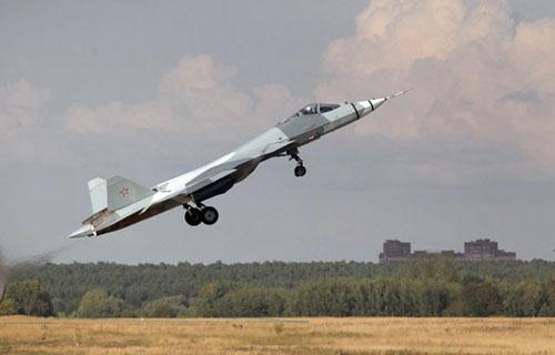 Российский истребитель Т-50