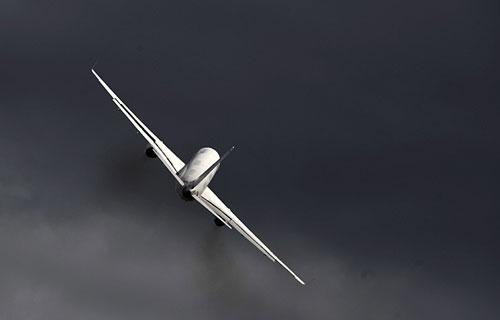 Российский самолет-разведчик Ту-214Р