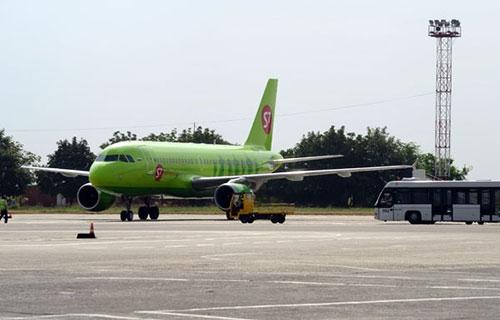 Boeing-767 авиакомпании S7