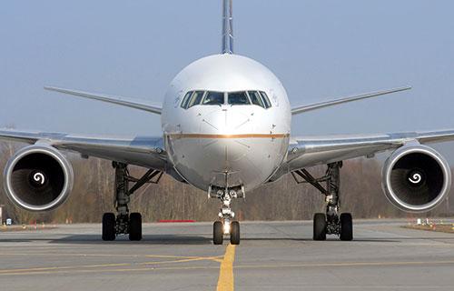 Пассажирский Boeing-767