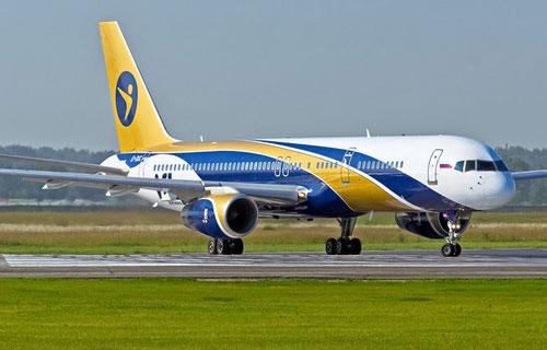 "Boeing-757 авиакомпании ""I Fly"""