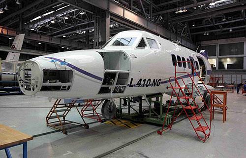 Разработка нового самолета L-410 NG