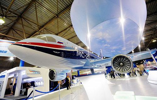 Проект пассажирского самолета МС-21