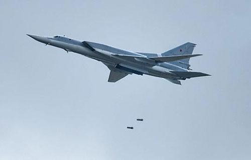 Российский бомбардировщик Ту-22МЗ