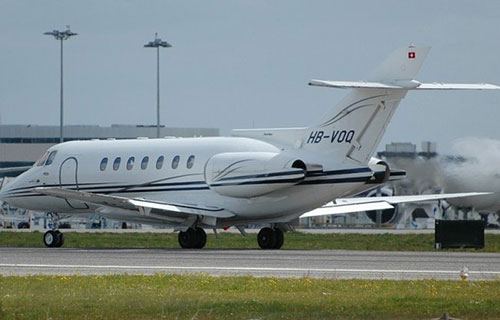 Частный самолет ВАE-125-1000
