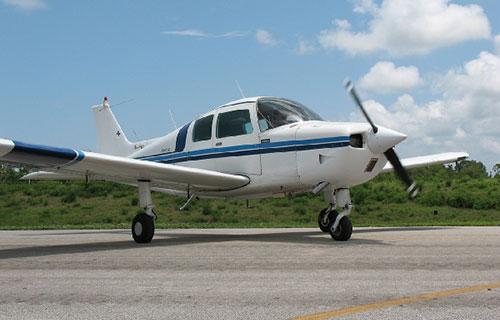 Небольшой самолет Beechcraft B19