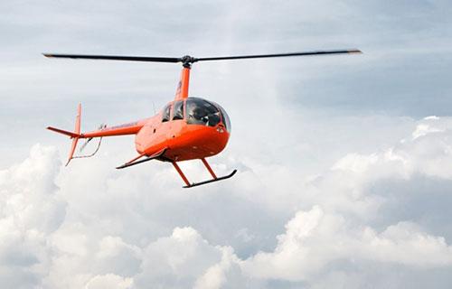 Вертолет Robinson-44