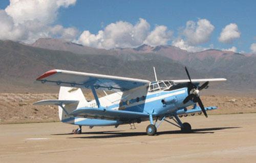 Коммерческий самолет Ан-2