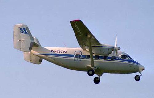 Пассажирский Ан-28