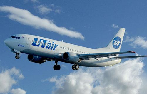 Boeing 737 авиакомпании Utair