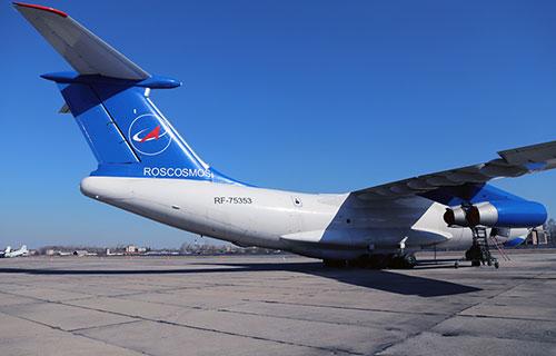 Модифицированный Ил-76 МДК