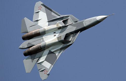 Пятое поколение российского истребителя ПАК ФА