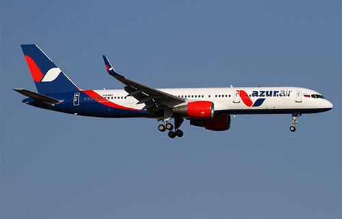 Boeing 757-200 авиакомпании Azur Air