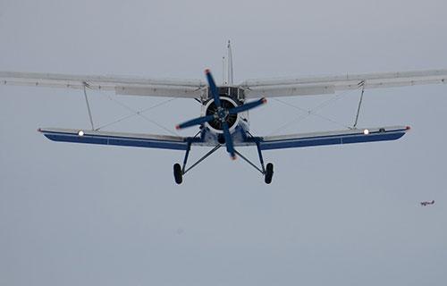 Легкомоторный самолет Ан-2