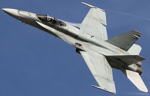 FA-18 Hornet ВВС Австралии