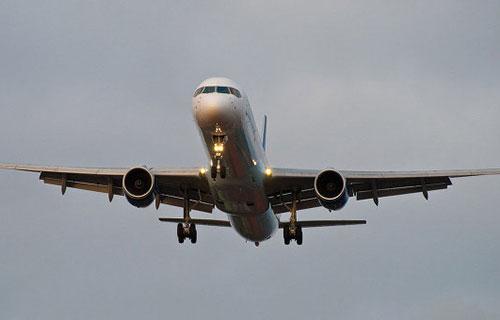Пассажирский самолет Boeing