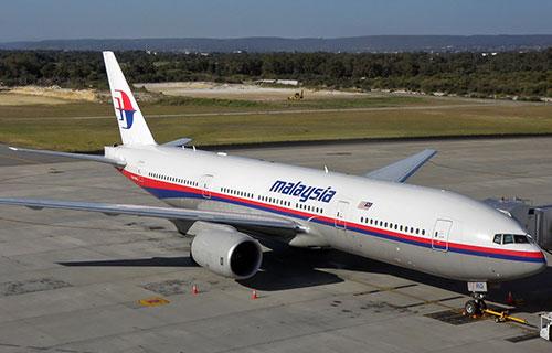 Boeing-777 авиакомпании Malaysia Airlines