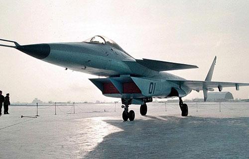 Российский истребитель МиГ-1.44
