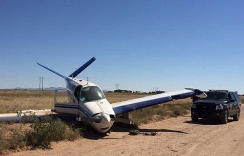 Легкомоторный самолет Beechcraft 35 Bonanza