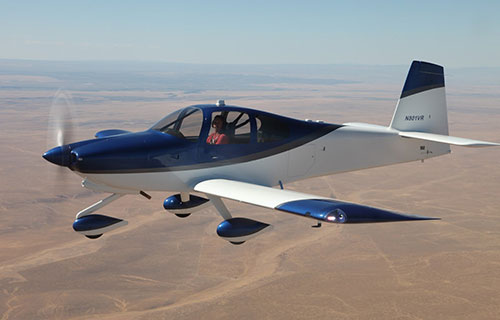 Одномоторный четырехместный самолет RV-10
